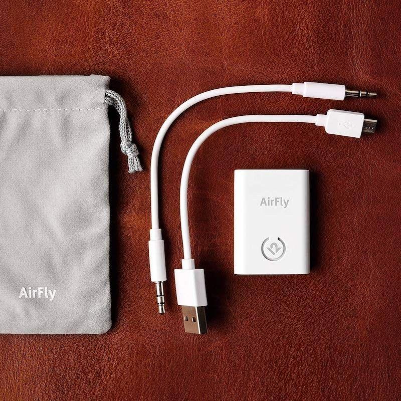 Ligação Bluetooth universal AirFly