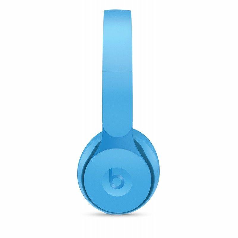 Auscultadores Beats Solo Pro More Matte Col. - Azul Claro