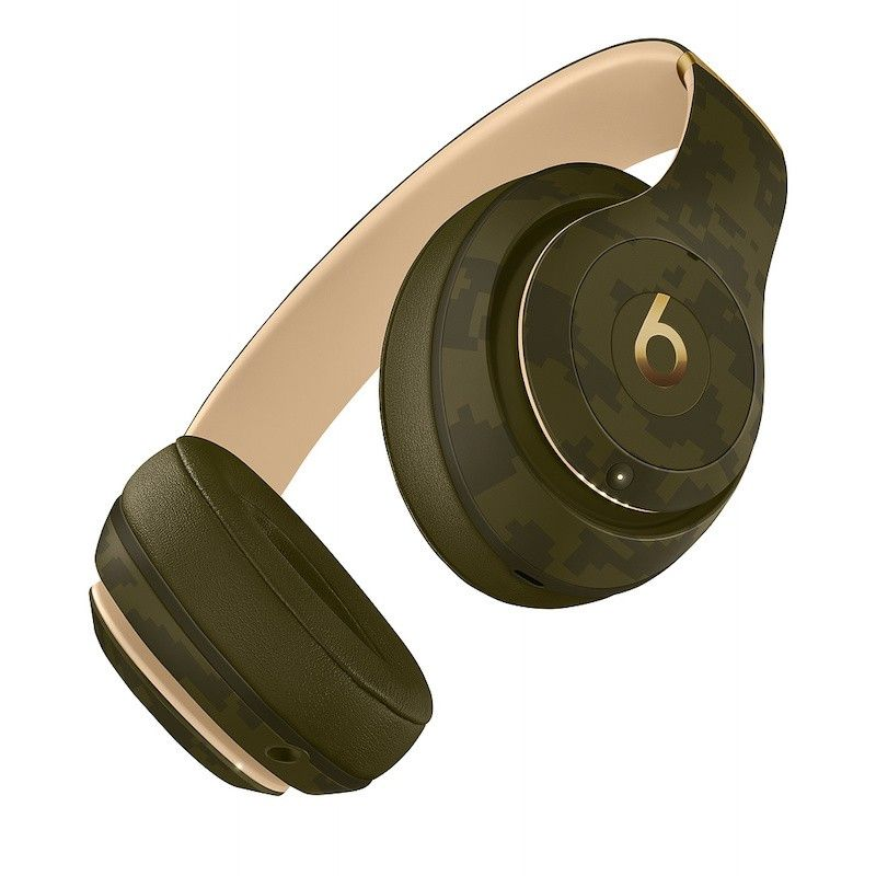 Beats Studio3 Camo Collection - Verde floresta