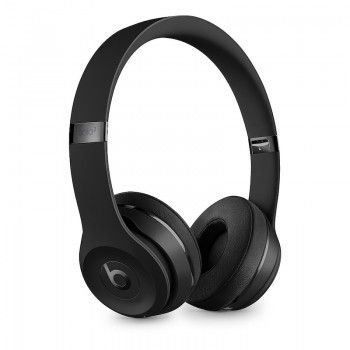 Auscultadores Beats Solo3 Wireless Icon Collection - Preto mate