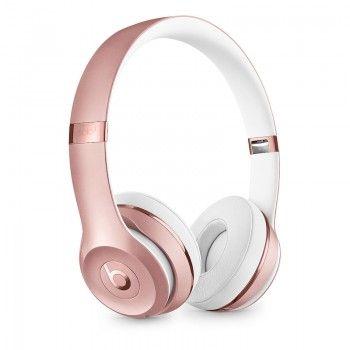 Auscultadores Beats Solo3 Wireless Icon Collection - Dourado