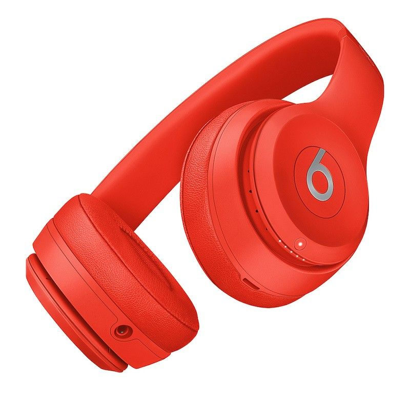 Auscultadores Beats Solo3 Wireless Icon Collection - (PRODUCT) RED