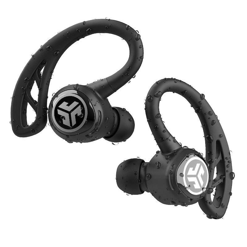 Auriculares wireless J-Lab Epic Air Sport - Preto