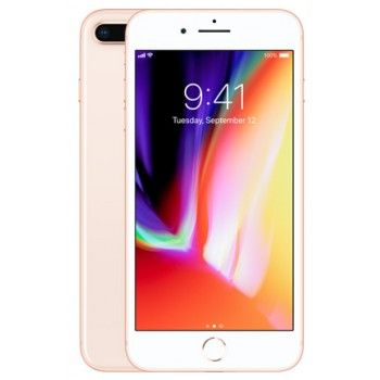 iPhone 8 Plus 128GB - Dourado