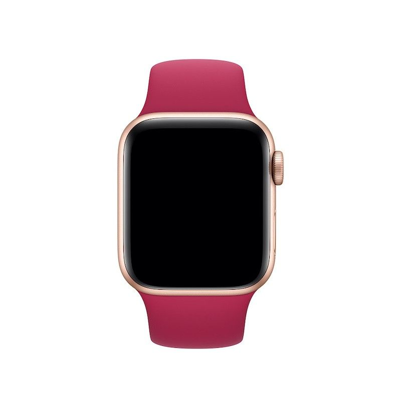 Bracelete desportiva para Apple Watch (40/38 mm) S/M & M/L - Romã