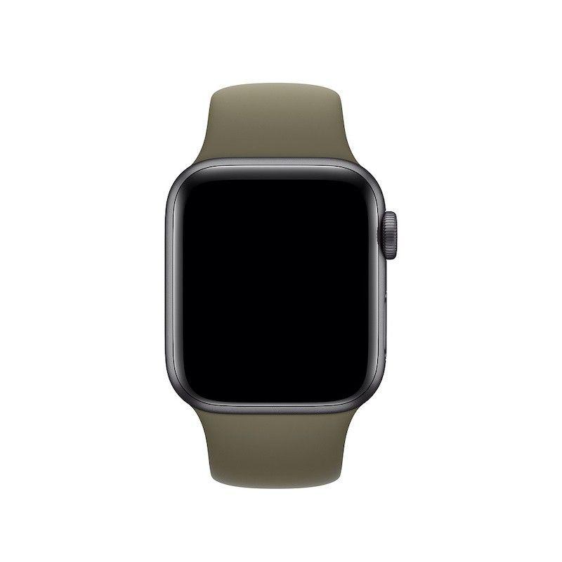 Bracelete desportiva para Apple Watch (40/38 mm) S/M & M/L - Caqui