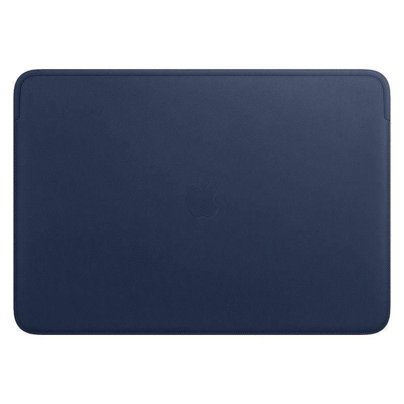 Pasta em pele para MacBook Pro de 16 polegadas – Azul Meia-noite