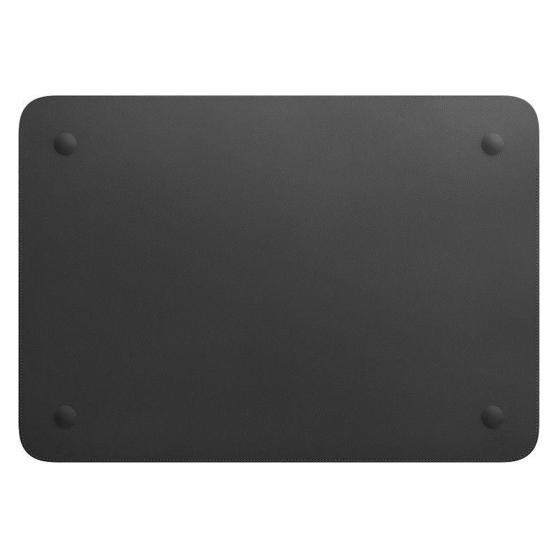Pasta em pele para MacBook Pro de 16 polegadas – Preta