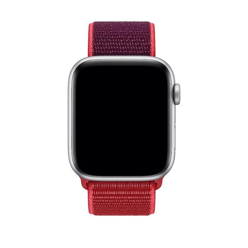 Bracelete desportiva Loop para Apple Watch (44/42 mm) - PRODUCT (RED)