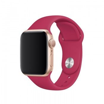 Bracelete desportiva para Apple Watch (40/38 mm) S/M & M/L - Romã