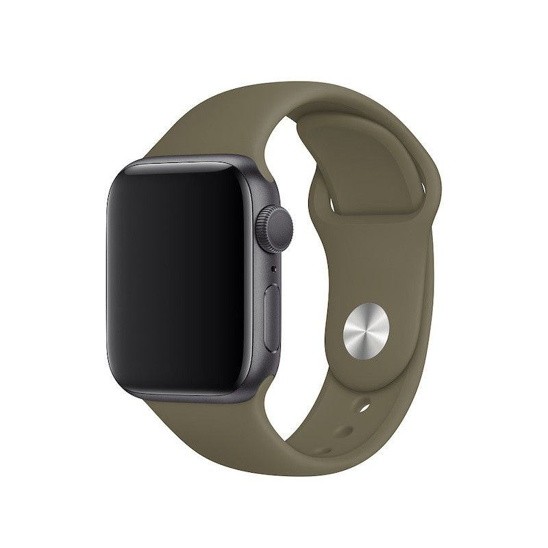 Bracelete desportiva para Apple Watch (40/38 mm) S/M & M/L - Caqui