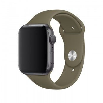 Bracelete desportiva para Apple Watch (44/42 mm) S/M & M/L - Caqui
