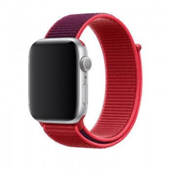 Bracelete desportiva Loop para Apple Watch (44/42 mm) - PRODUCT (RED)