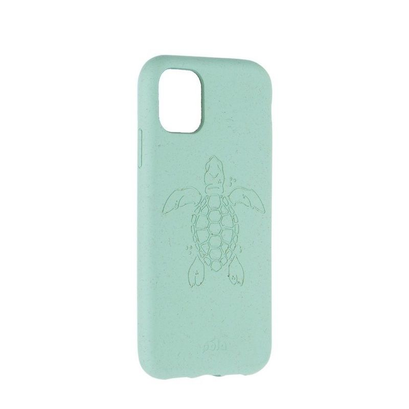 Capa ECO-FRIENDLY PELA para iPhone 11 - Ocean Turtle