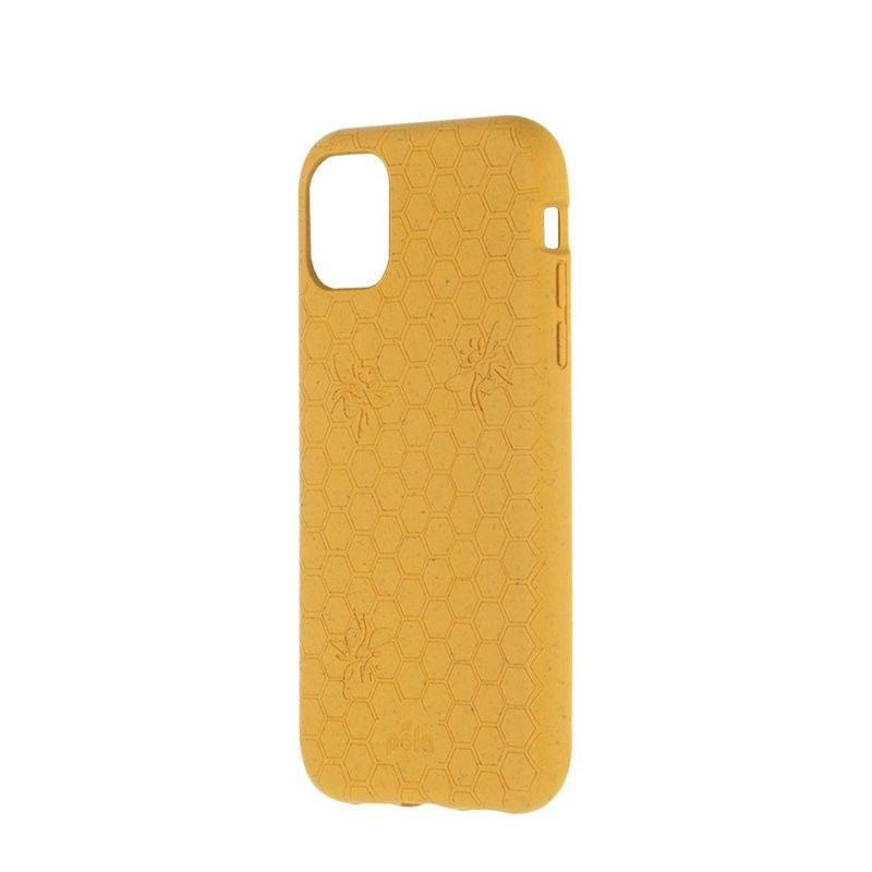Capa ECO-FRIENDLY PELA para iPhone 11 - Honey Bee