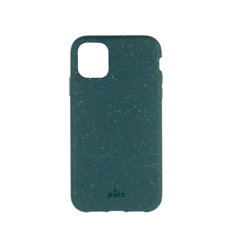 Capa ECO-FRIENDLY PELA para iPhone 11 Pro Max - Green