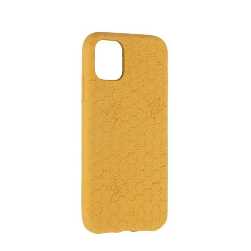 Capa ECO-FRIENDLY PELA para iPhone 11 Pro Max - Honey Bee