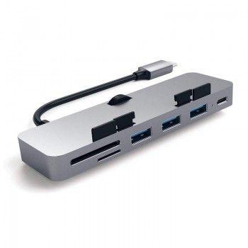 Adaptador multimedia para iMac - Cinzento Sideral