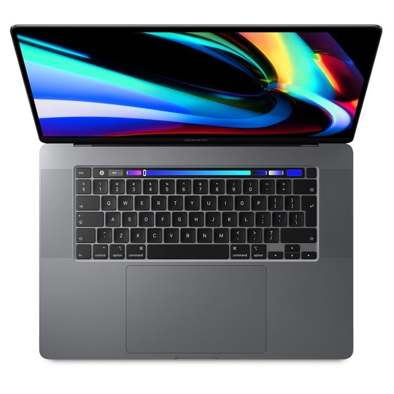 "MacBook Pro 16"" TBar i9 8-core 2.3GHz 16GB RP5500M 1TB SSD - Cinzento Sideral"
