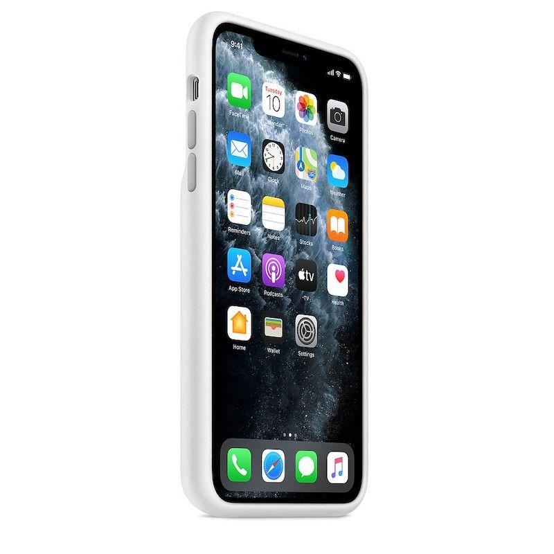Capa com bateria Apple para iPhone 11 Pro Max - Branco