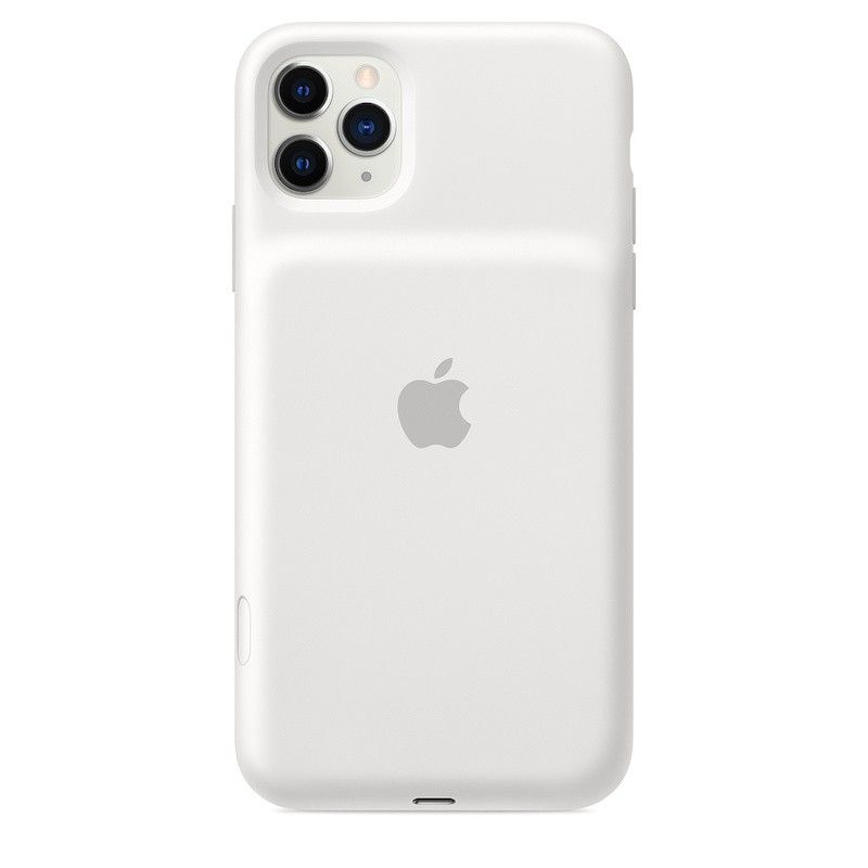 Capa com bateria Apple para iPhone 11 Pro Max - Branco