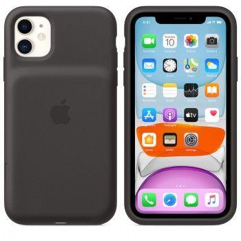 Capa com  bateria Apple para iPhone 11 - Preto