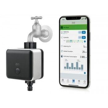 Sistema de gestão de água inteligente Eve Aqua