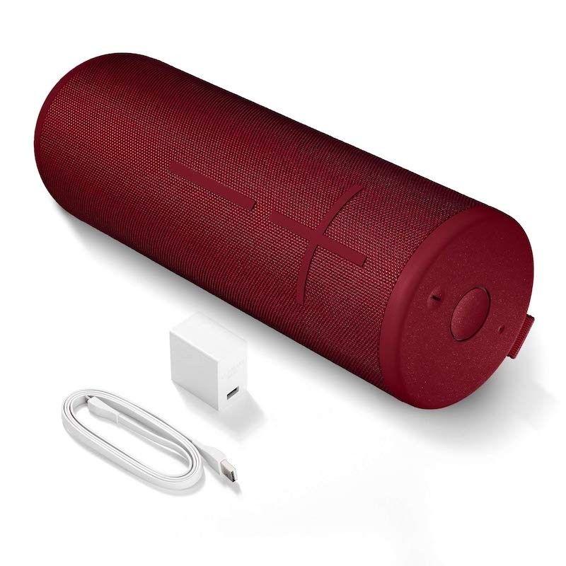 Coluna Ultimate Ears Megaboom 3 - Vermelho