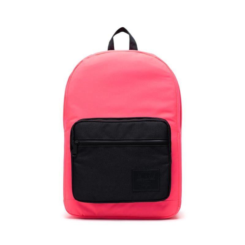 Mochila Herschel Pop Quiz - Neon Pink/Black