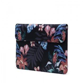 Sleeve Herschel Spokane New MacBook 13 - Summer Floral Black