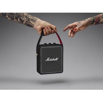 Coluna Marshall Stockwell II Bluetooth - Preto