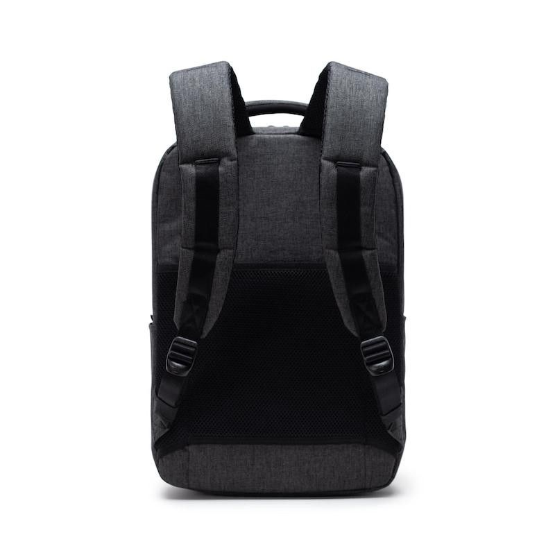 Mochila Herschel Travel Daypack - Black Crosshatch