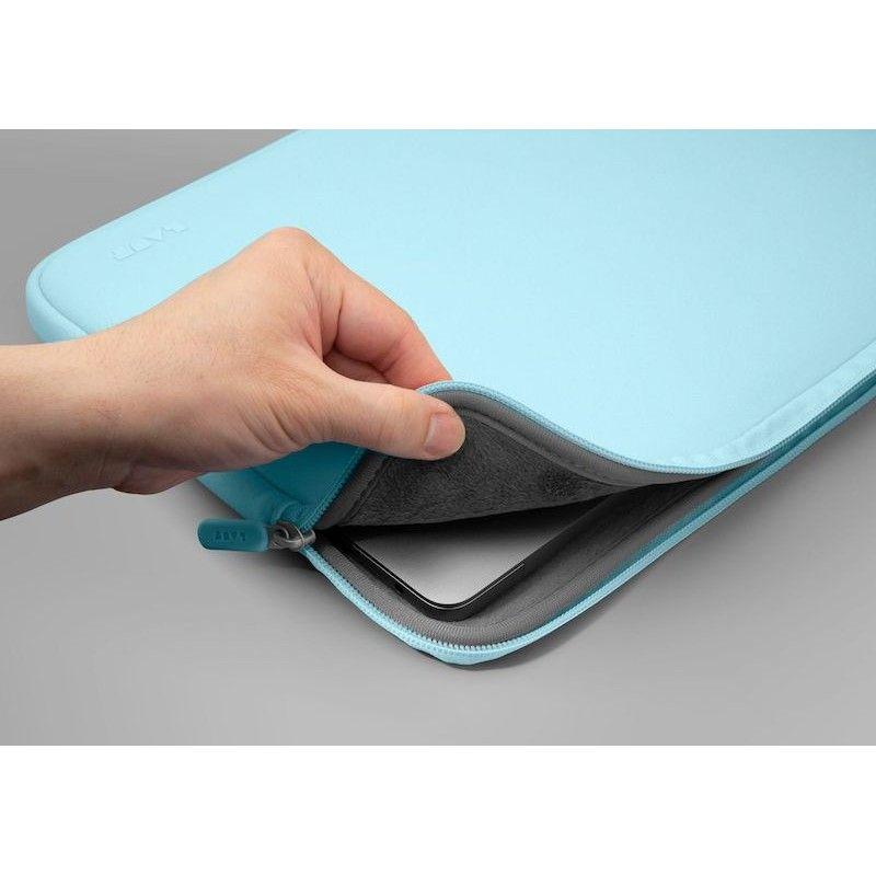 Bolsa de proteção para MacBook 13 Laut - Azul bébé