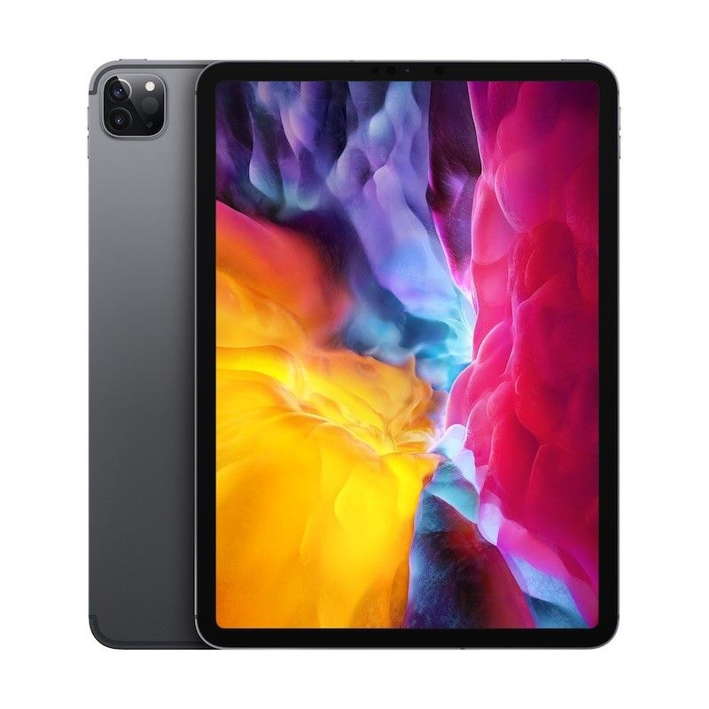 iPadPro 11 Wi-Fi + Cellular 256GB - Cinzento Sideral