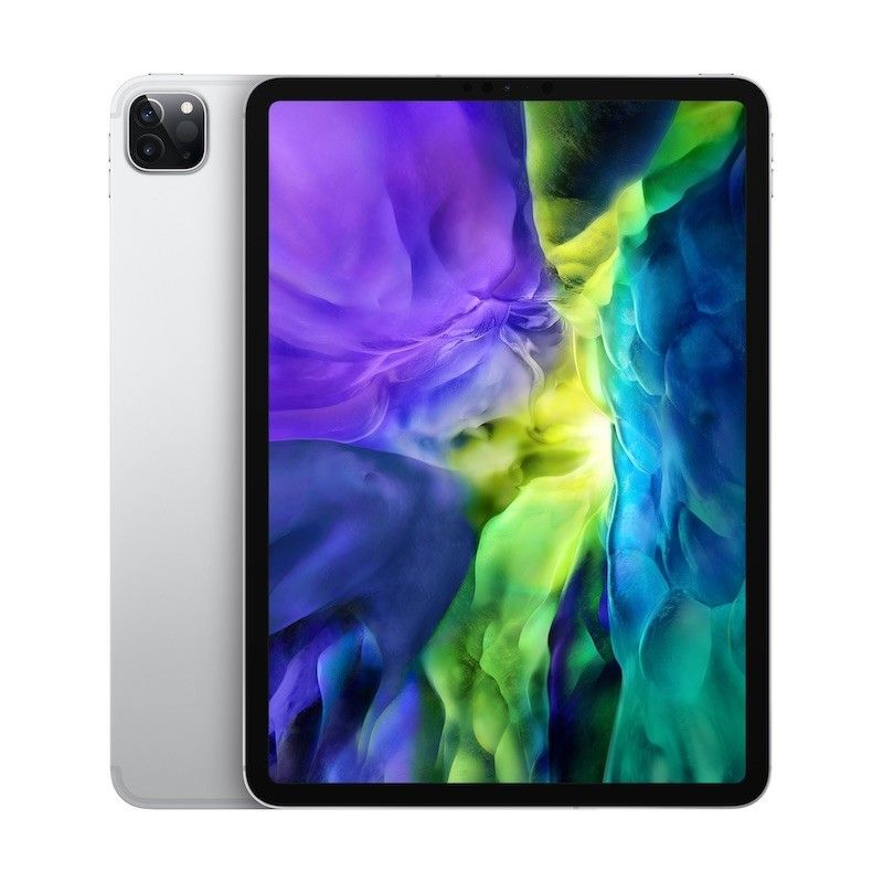 iPadPro 11 Wi-Fi + Cellular 128GB - Prateado