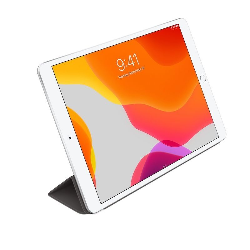 Capa Smart Cover para iPad Air (3 gen) e iPad (7 gen) - Preto