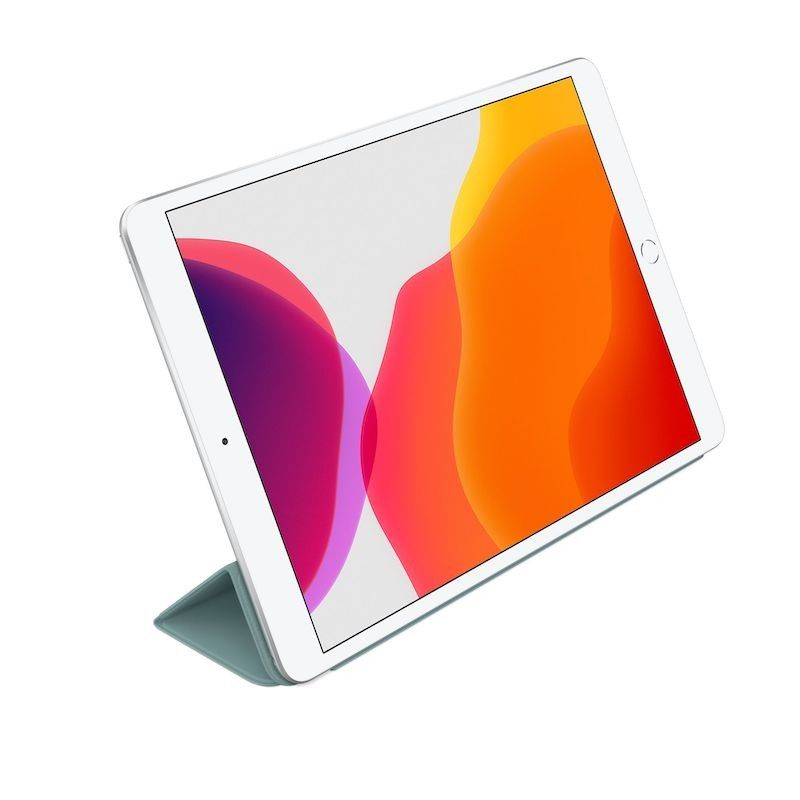 Capa Smart Cover para iPad Air (3 gen) e iPad (7 gen) - Verde-cato