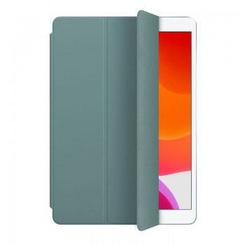 Capa Smart Cover para iPad Air (3 gen) e iPad (7 gen) - Verde-cato