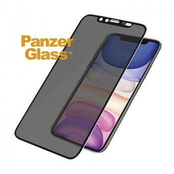 Película de proteção e privacidade para iPhone XR/11 Pro PanzerGlass CF CamSlider