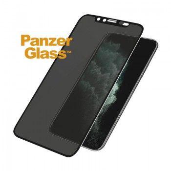 Película de proteção e privacidade para iPhone XS Max/11 Pro Max PanzerGlass CF CamSlider