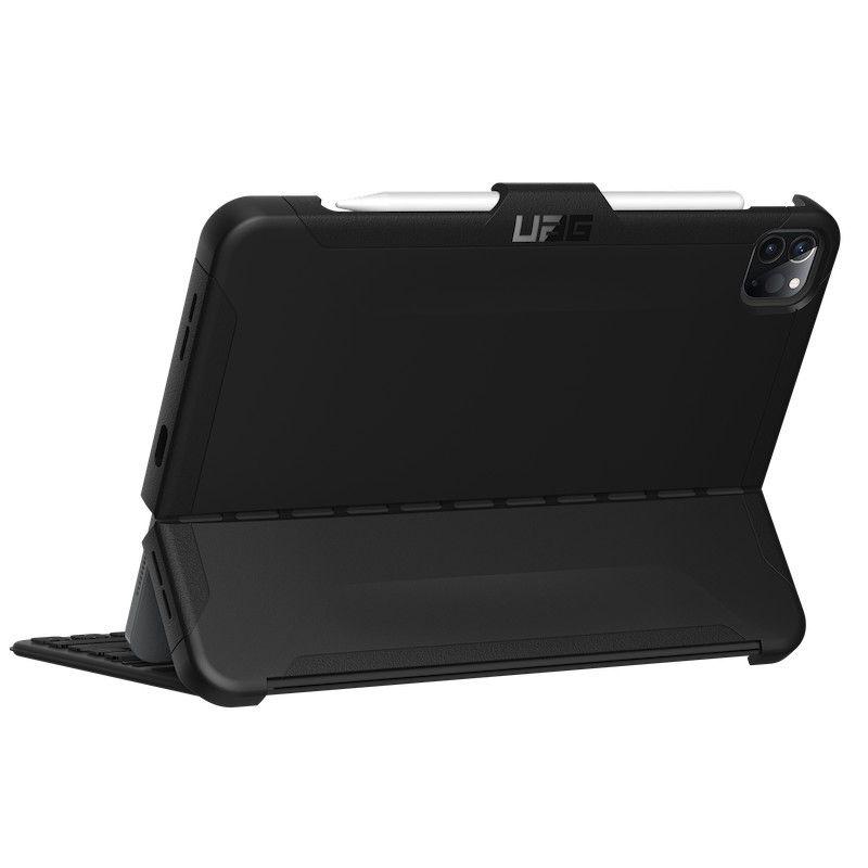 Capa para iPad Pro 12,9 (2020) UAG Scout - Preto