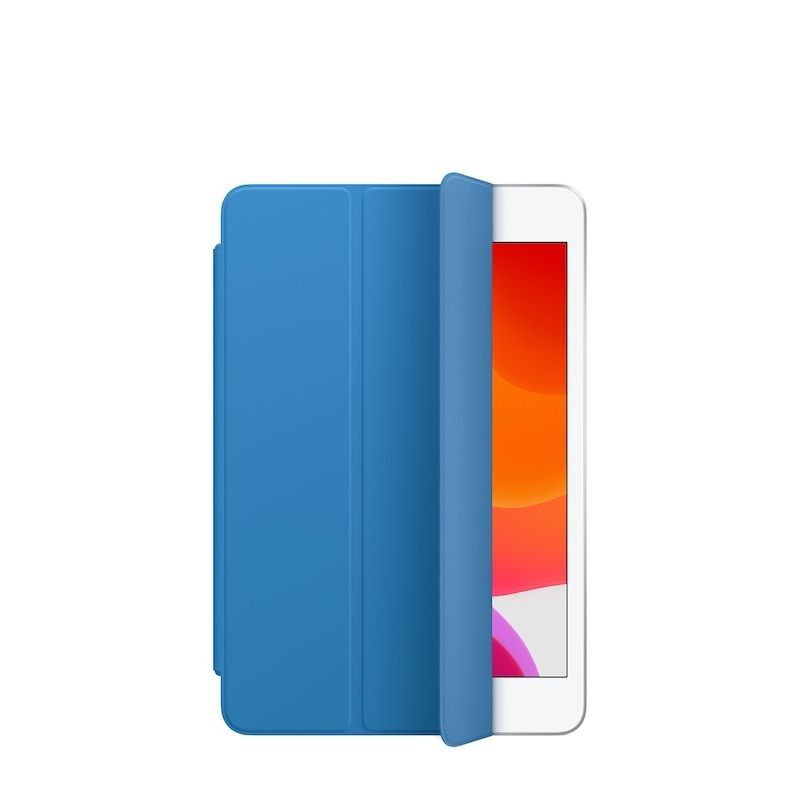 Capa Smart Cover para iPad mini - Azul-surf