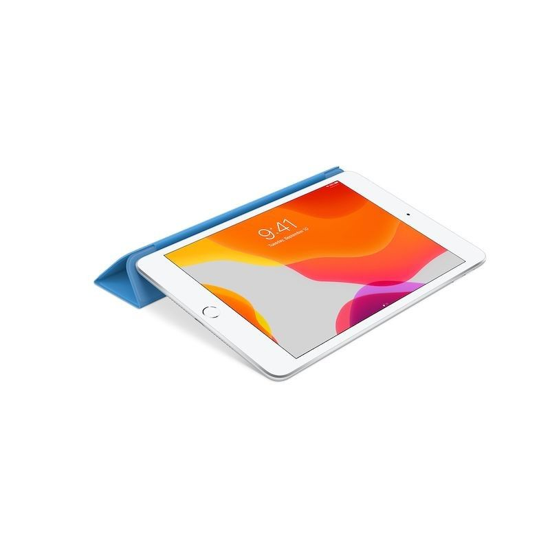 Capa Smart Cover para iPad mini - Azul-surf