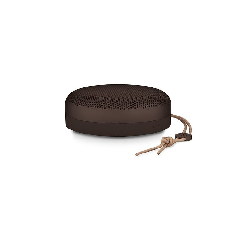 Coluna portátil B&O Beoplay A1 Bluetooth - Chestnut
