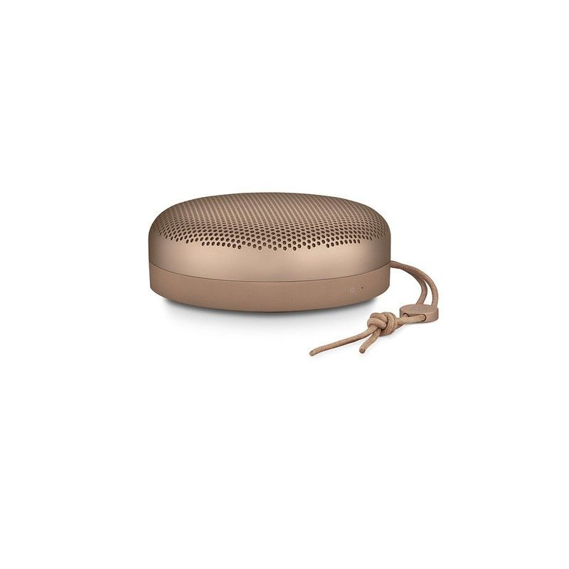 Coluna portátil B&O Beoplay A1 Bluetooth - Tan