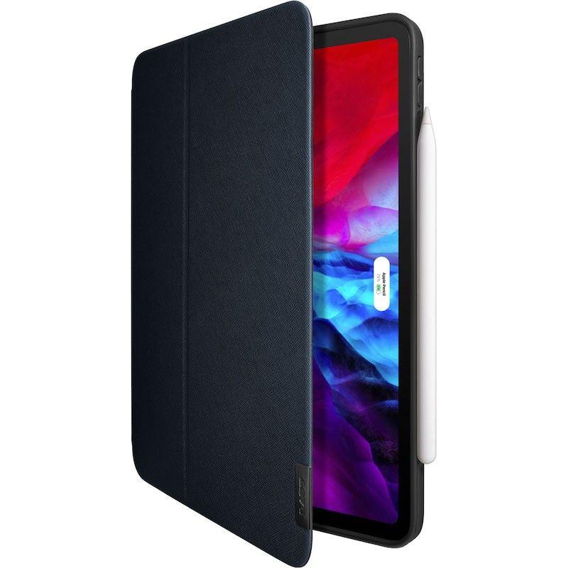 Capa para iPad Pro 12.9 (2020) LAUT PRESTIGE Azul
