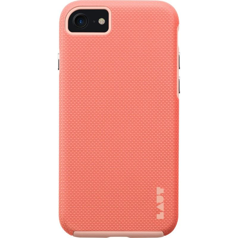 Capa iPhone SE (2020) Laut Shield Coral