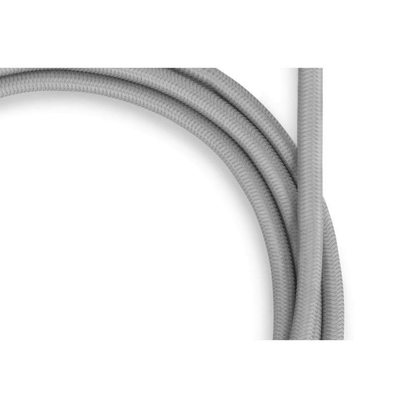 Cabo USB-C EPICO Braided 1.8 m 60 W Silver