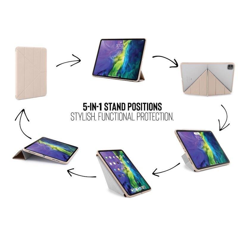 Capa iPad Pro 11 (2020) Pipetto Origami Case Dusty Pink