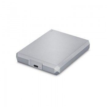 Disco Rígido LaCie Mobile Drive USB-C Space Gray 4 TB